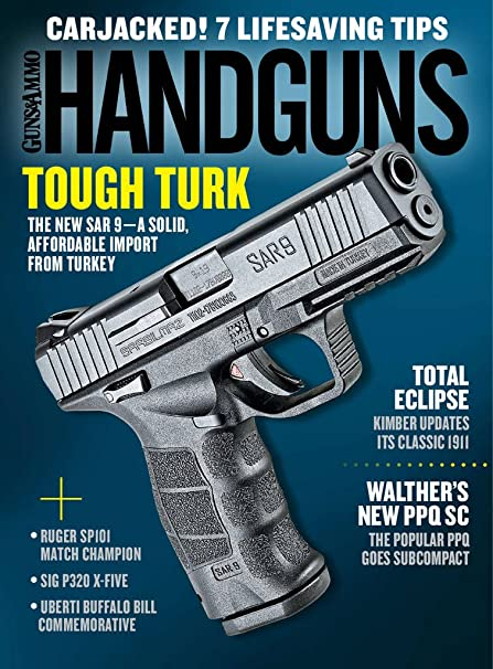Handguns Amazoncom Magazines - Free template for invoices cheapest online gun store