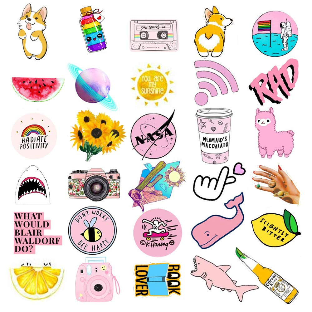 Nice Sticker Collection For Sticker Lovers
