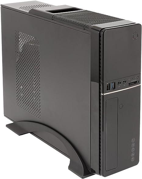 Unykach UK-2007 U3 450W Negro Carcasa de Ordenador - Caja de ...