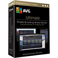 AVG Ultimate 2017 Unlimited Devices 2 Years