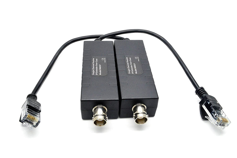 beelion par de un solo canal Pasivo Transmisor de señal IP por ...
