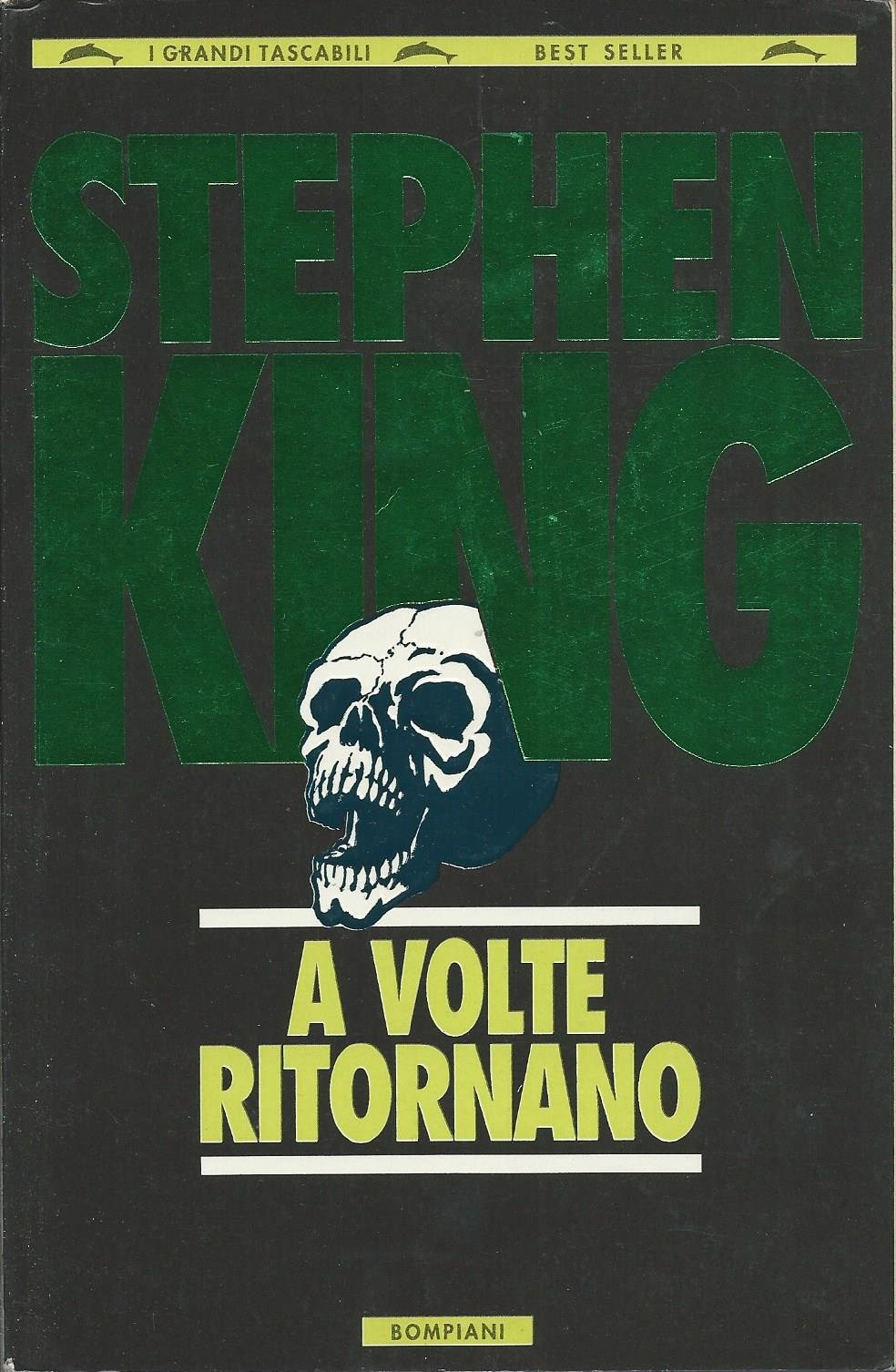 A Volte Ritornano Stephen King Ebook