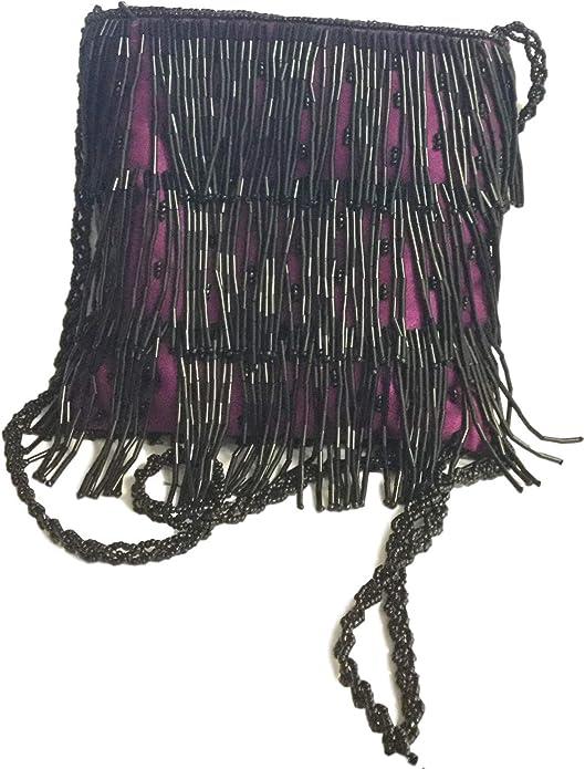 20s Flapper Tassel Handbag