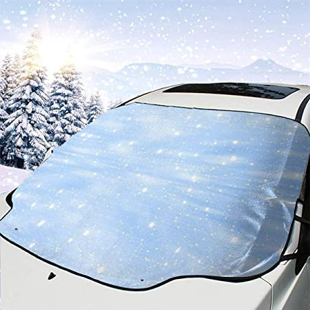 Anti-frost Car Windscreen Cover Snow Ice Protector Windshield  for Audi A4