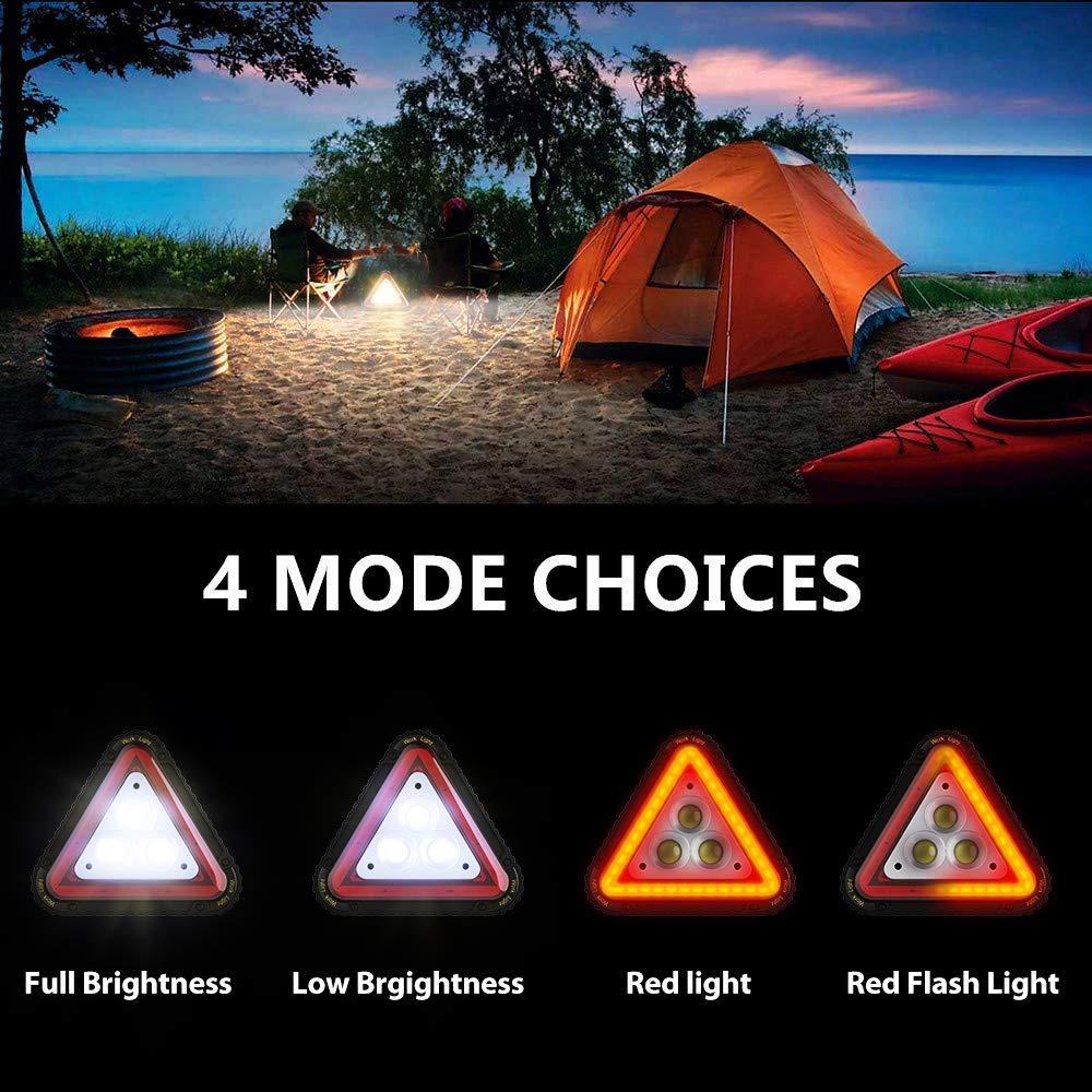 triangolo Luce di emergenza a LED per auto luce rossa promise2301