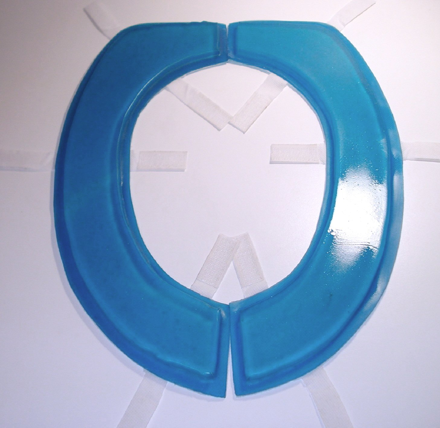 Fantastic Semi Liquid Polymer Gel Toilet Seat Cushion By Gel United Round Or Elongated Double Strength Attachment System Gel Commode Cushion Elongated Pdpeps Interior Chair Design Pdpepsorg