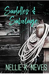 Saddles & Sabotage (Lindy Johnson Series Book 2) Kindle Edition