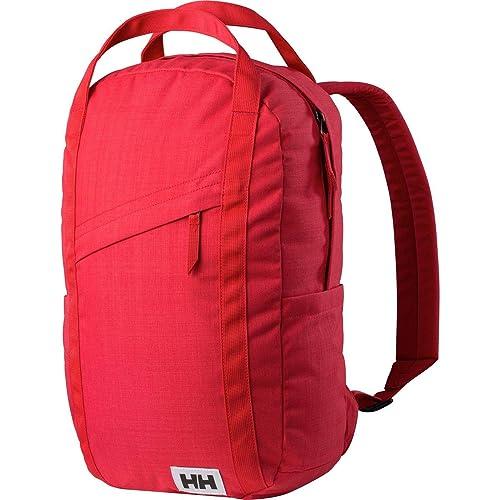 Helly Hansen - Oslo Backpack, Mochilas Unisex adulto, Rojo (Flag Red),