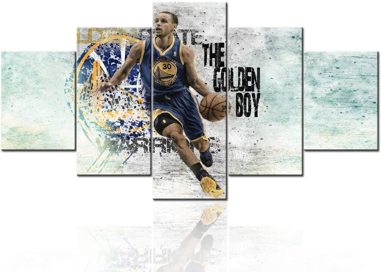 Basketball sports HD Canvas printed Home decor painting Wall art picture poster