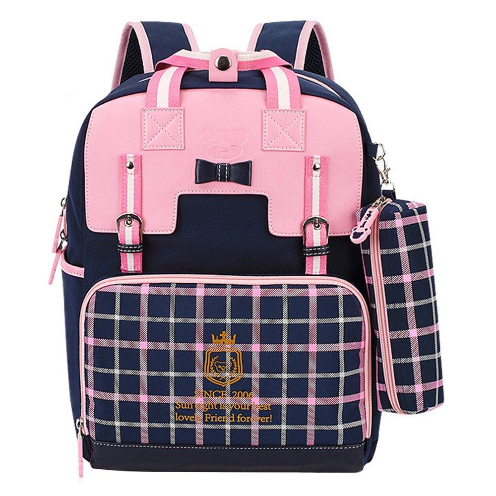 3ffb34529744 well-wreapped UEK Girls Backpack Child Schoolbags Outdoor Bag Waterproof School  Bag