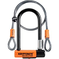 Kryptonite U Evolution Mini-7 U-Lock 2018 + cable