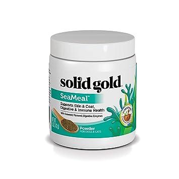 Amazon.com: Solid Gold seameal suplemento a base de algas ...