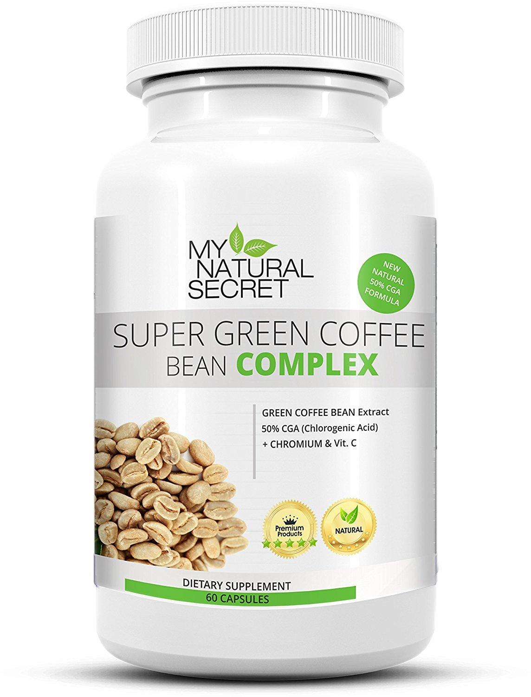 Super Green Coffee Bean Extract + Hyper HD Complex
