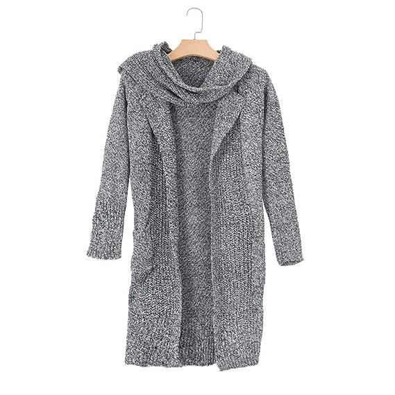 Coat Tricoter Hiver Manteau Chemise Femme Laine Echarpe Veste qwp1XI