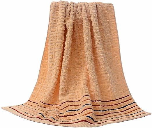 Toalla de algodón Simple Absorbente Toallas Grandes y Grandes ...