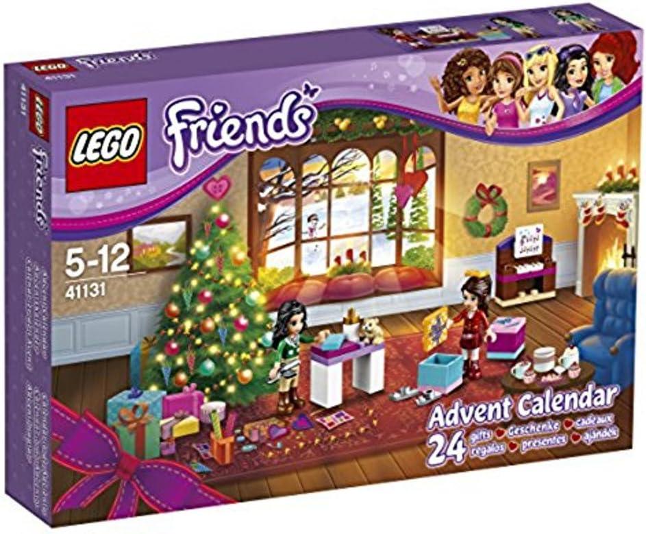 LEGO Friends - Calendario de Adviento, juegos de construcción ...