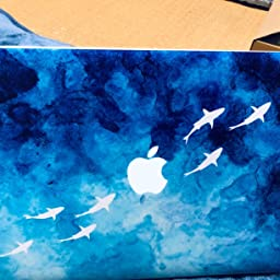 Amazon Digi Tatoo Macbook 専用スキンシール カバー ステッカー 旧型macbook Pro 13 With Touch Bar 159 A1706 A19インチ用 全身保護 取り外し可能 傷つき防止および残留物フリー ピンク模様の大理石 Digi Tatoo ノートパソコンスキンシール 通販