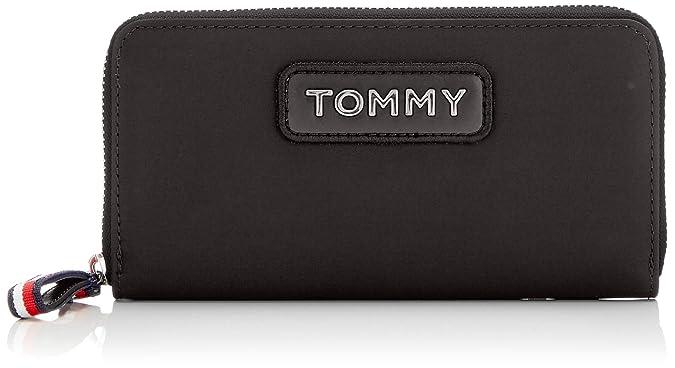 Tommy Hilfiger Varsity Nylon Lrg Za Wallet - Carteras Mujer