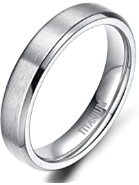 mens wedding rings - Wedding Rings Amazon