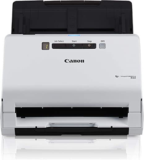 Amazon.com: Canon ImageFORMULA R40 Escáner de documentos de ...