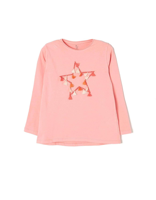 ZIPPY Zg0303/_455/_9 Camiseta Ni/ñas