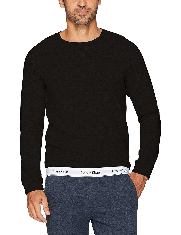 Calvin Klein Men's Modern Cotton Lounge Sweatshirt NM1359G