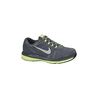 1fd4f265ab5bb Amazon.com   New Nike Boy's Dual Fusion Run 3 Running Shoes Grey ...