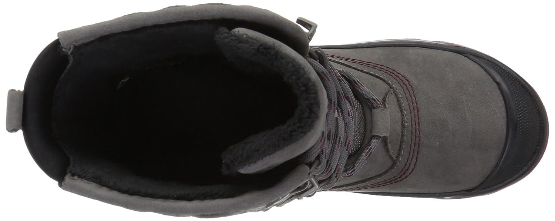 CLARKS B01N5ES52G Women's Muckers Lace Snow Boot B01N5ES52G CLARKS 6 B(M) US|Grey Nubuck 577059