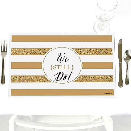 Amazon We Still Do 50th Wedding Anniversary Party Table