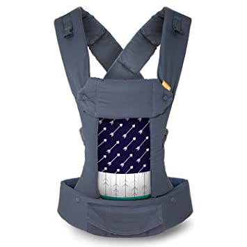 f6b54bcdb86 Gemini Performance Baby Carrier By Beco - Multi-Position Soft Structured  Sling w  Adjustable