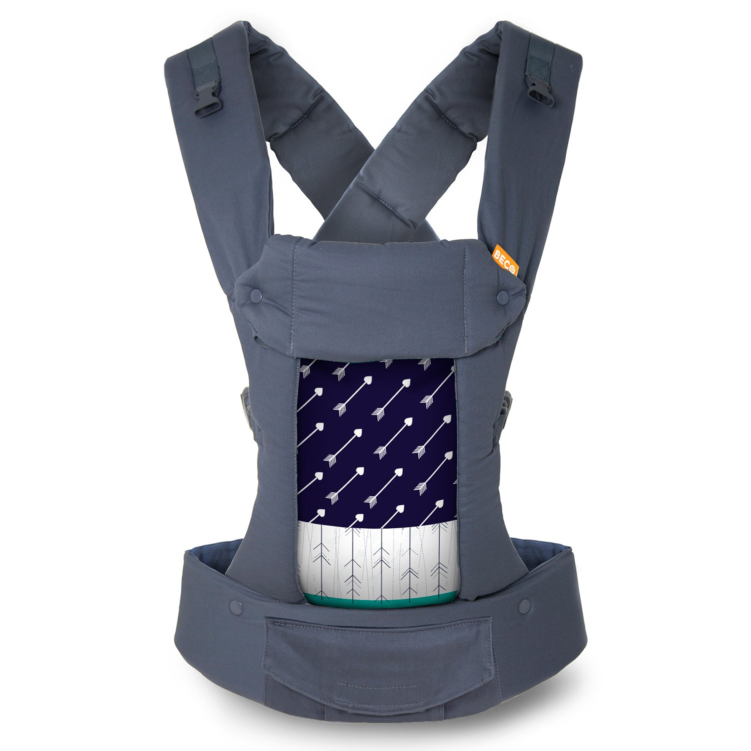 Gemini Performance Baby Carrier By Beco (One Size, Arrow with Pocket)