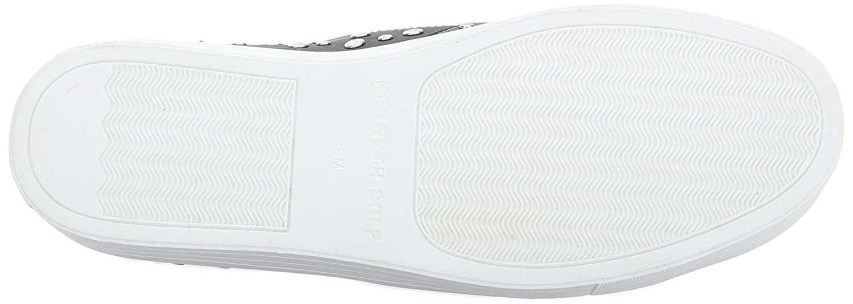 Kenneth Cole New York Women's Jeyda Detail Slip on Platform Stud Detail Jeyda Fashion Sneaker B071XXQ1W8 6 B(M) US|Black e94f83
