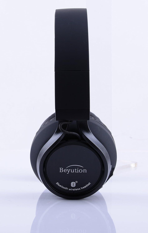 1898885a5be Beyution V4.1 Bluetooth Headphones Wireless Foldable Hi-fi Stereo Headphone  for Smart Phones