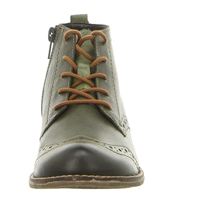 fc59ea66ab6bba Remonte Women s R9372-52 Boots Green Grün  Amazon.co.uk  Shoes   Bags