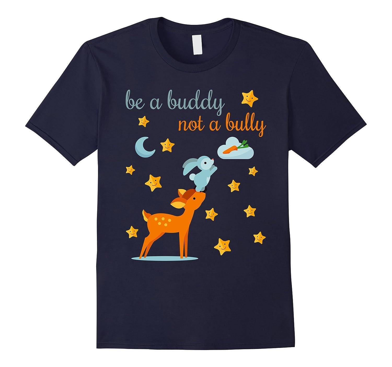 Be a Buddy Not a Bully Shirt.Anti Bullying Shirt for Kids-FL