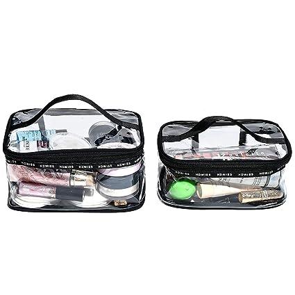 Amazon.com: HDWISS - Neceser de viaje, bolsa de maquillaje ...