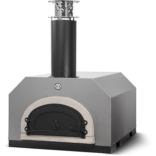 Chicago ladrillo horno cbo-750 encimera horno de leña para pizzas ...