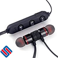 Magnetic Bluetooth Waterproof Attractive Headphone with Noise Isolation