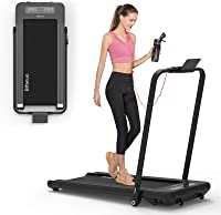 BiFanuo 2 in 1 Folding Treadmill