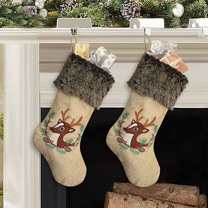 decorative tribal dowry kilim christmas ornament socks embroidery cecim kilim christmas stocking 11x18 christmas gift fireplace decor socks