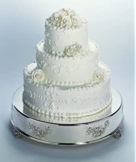 Amazoncom Julia Knight Classic Cake Stand 14 Inch Kiwi Green