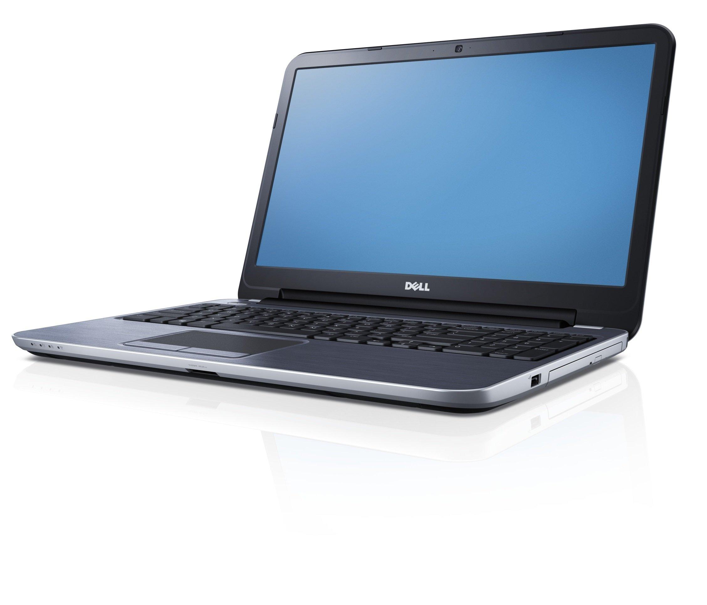 Dell Inspiron 15R i15RM-7537sLV 15.6-Inch Laptop (2.0 GHz Intel Core i7-3537U Processor, 8GB DDR3, 1TB HDD, Windows 8) Moon Silver [Discontinued By Manufacturer]