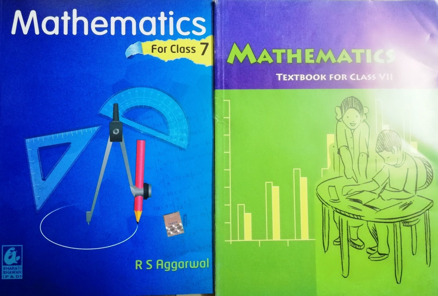 Cbse 7th Maths Book