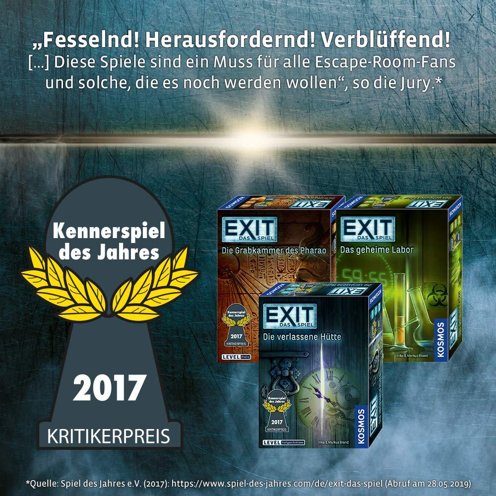 EXIT - Der Raub auf dem Mississippi: 1 - 4 Spieler: Amazon.es: Libros en idiomas extranjeros