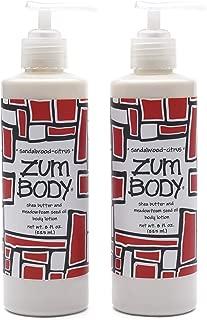 product image for Zum Body Lotion - Sandalwood-Citrus - 8 fl oz (2 Pack)