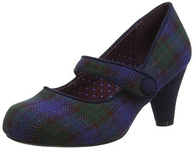 fb87ec653d1190 Joe Browns Damen Step Above Tweedy Shoes Pumps  Amazon.de  Schuhe ...
