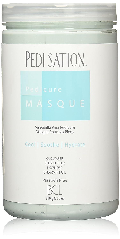 Amazon.com : BCL Spa Pedicure Foot Masque, Lavender Cucumber, X-Large : Pedicure Tools : Beauty