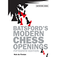 Batsford's Modern Chess Openings (Batsford Chess) (English Edition)