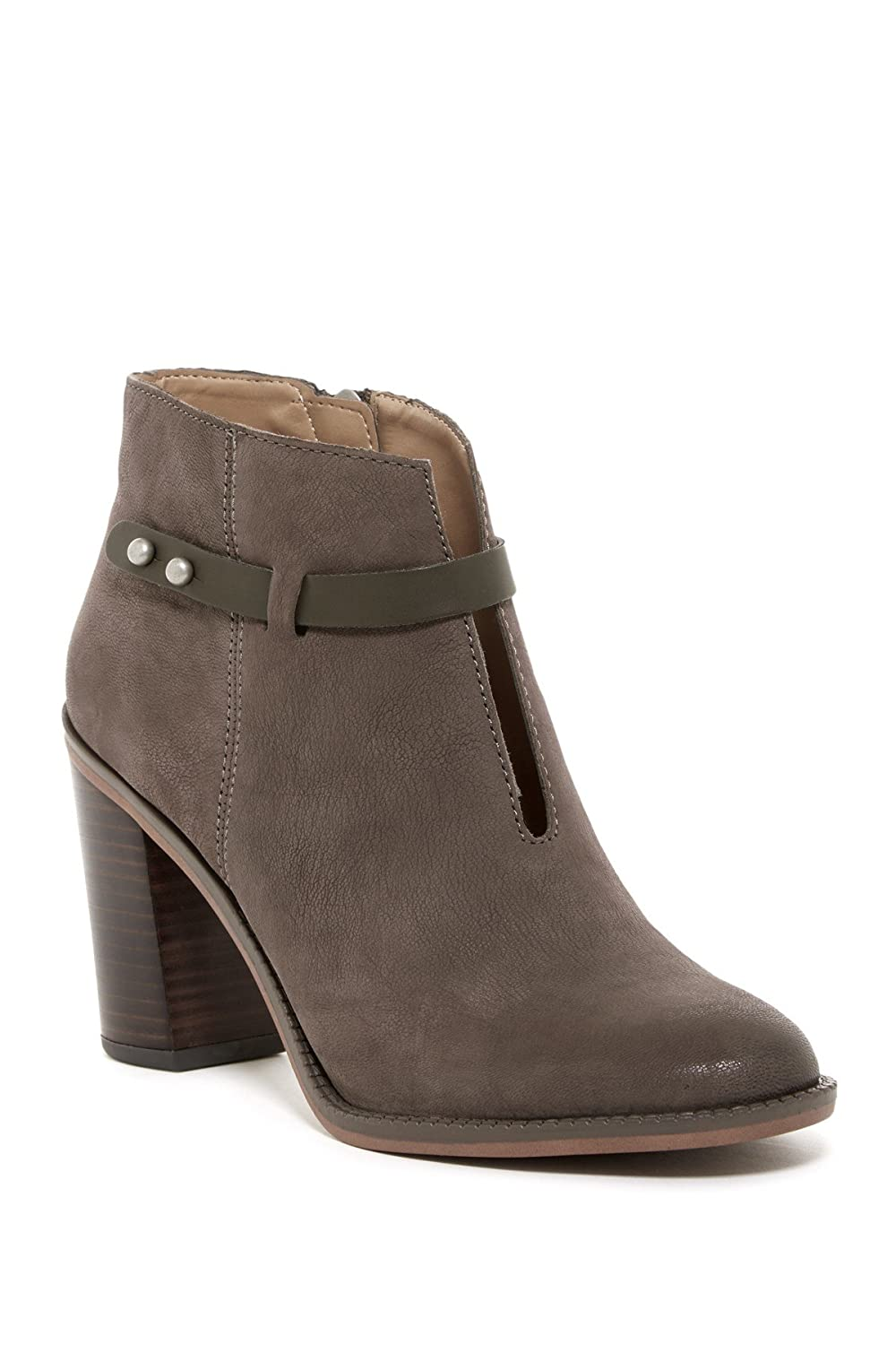 6879946f421 Amazon.com | Franco Sarto Women's Elvis Ankle Boot (Wide) Grey, 8.5 ...