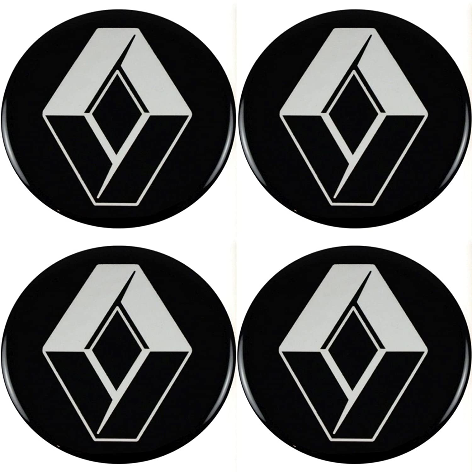 hub cap Renault emblem rims 4/ x 56/ mm wheel trim hub cover sticker logo
